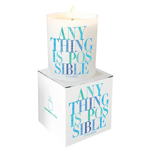 Anything Is Possible - CANDLE