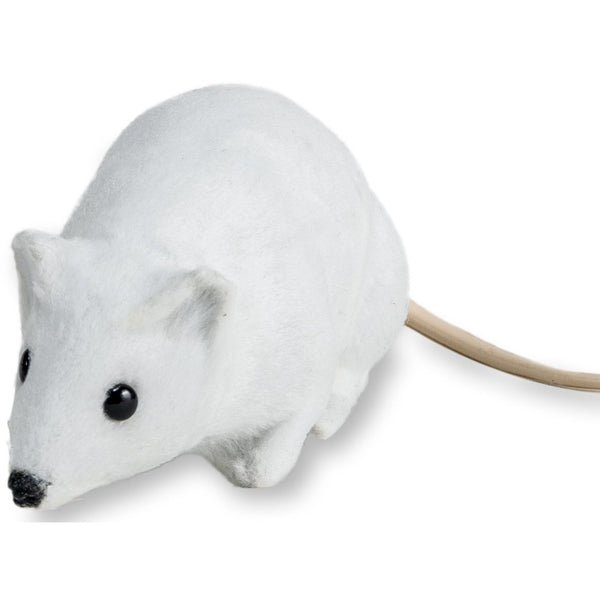Original White Fake Rat