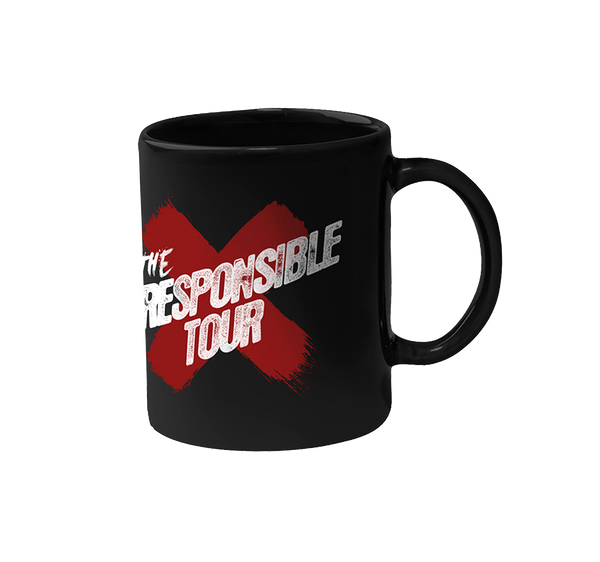 The Irresponsible Tour Mug