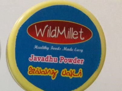 Natural Fragrance - Javathu Powder