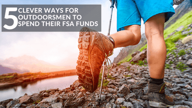 5 Clever Ways for Outdoorsmen to Spend their FSA Funds