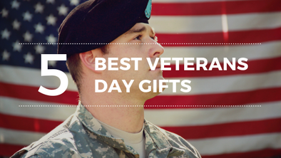 5 Special Gifts To Give Away This Veterans Day