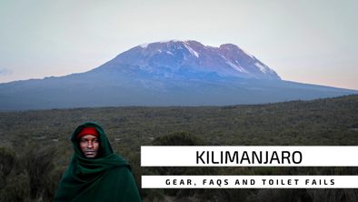 Kilimanjaro: Gear, FAQs And Toilet Fails