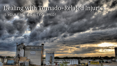 Dealing with Tornado Related Injuries