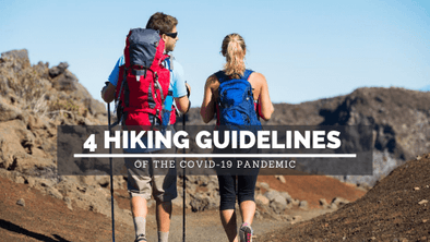 Hiking Guidelines of the COVID-19 Pandemic