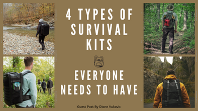 The 4 Types of Survival Kits Everyone Needs to Have