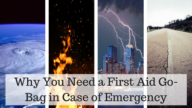 Why You Need a First Aid Go-Bag in Case of Emergency