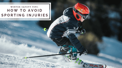 Winter Safety Tips How to Avoid Sporting Injuries