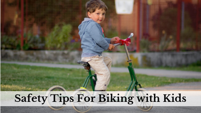 Safe and Accident-Proof Tips For Biking with Kids