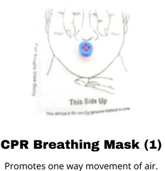 CPR Breathing Mask