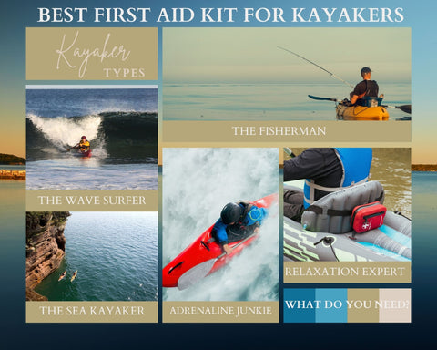 Kayaker personality types