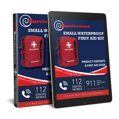 Small Waterproof First Aid Kit