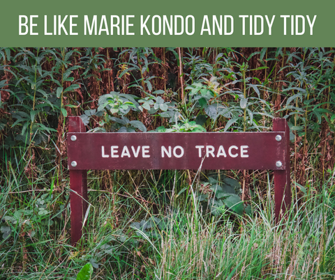 Do's and Don'ts of Camping Leave No Trace