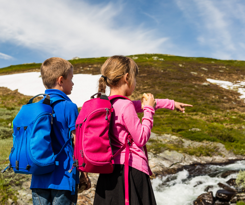 4 Wilderness survival skills for kids What to pack in their backpack