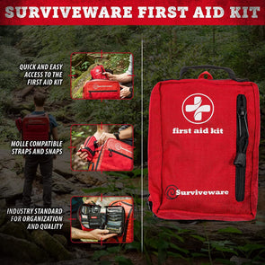 Survival 72 Hour Backpack