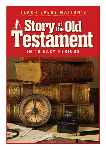 Story of the Old Testament in 10 Easy Periods eBook Download