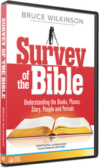 Survey of the Bible: Understanding the Books, Places, Story, People and Periods.