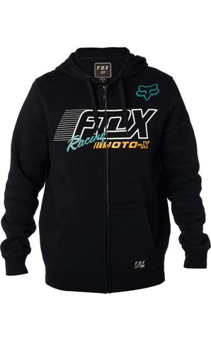 Fox Flection Zip Fleece Hoody