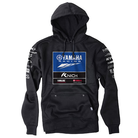Yamaha Racing Team Pullover Hoody by Factory Effex