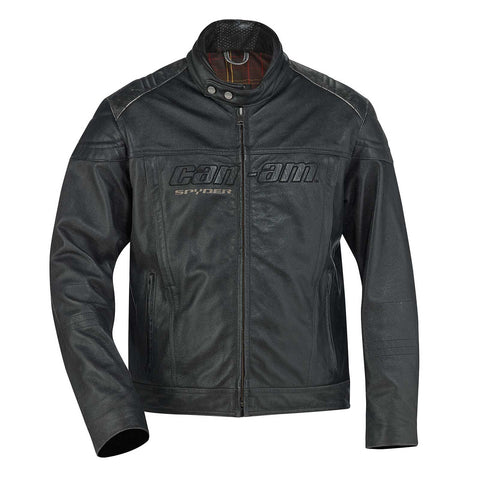 CAN-AM Spyder Blake Leather Jacket