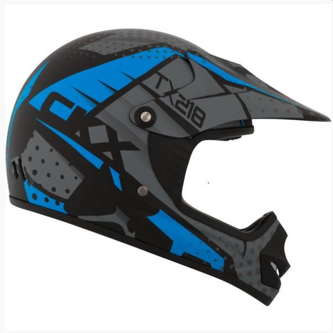 CKX TX218Y Youth Off-Road Helmet