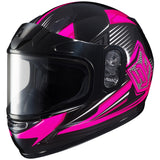 HJC CL-Y Youth Snow Helmet with Dual Lens Shield