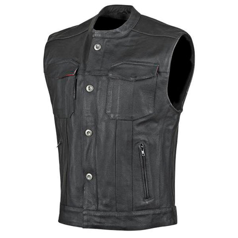 Joe Rocket Dover Leather Vest
