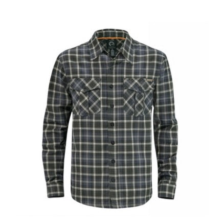 CAN-AM Long Sleeve Flannel Shirt