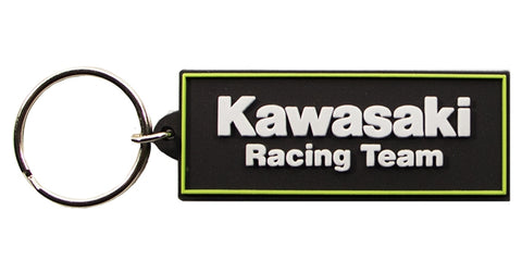 Kawasaki Racing Team Key Chain