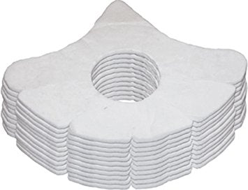 Skidoo BV2S Helmet Replacement Absorbent Mask Pads