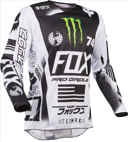 Fox 180 Monster Jersey