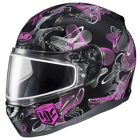 HJC CL-17 Snow Helmet with Dual Lens Shield
