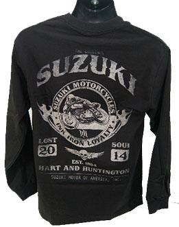 Suzuki Ride Together Long Sleeve Shirt