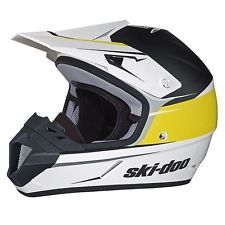 Skidoo XC-4 Cross Drift Helmet