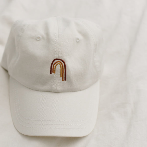 Kindness is Golden - Cap (White)