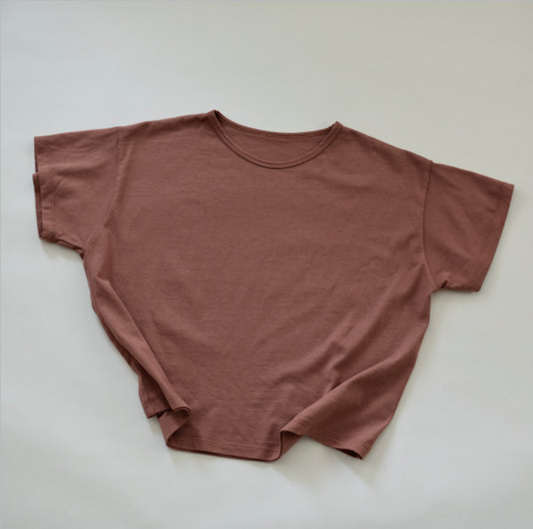 Women's Boxy Tee (Red Earth)