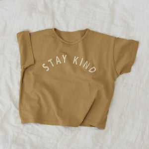 Stay Kind - Women's Boxy Tee