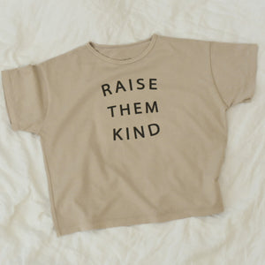 Raise Them Kind - Women's Boxy Tee