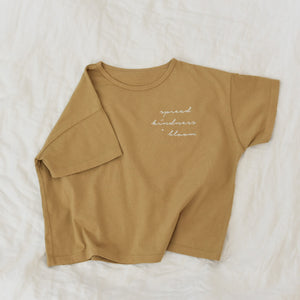 Spread Kindness and Bloom - Women's Boxy Tee