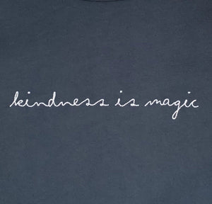 Kindness is Magic - Kid's Slouchy Sweatshirt