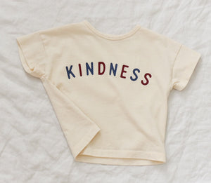 Kindness - Kid's Boxy Tee