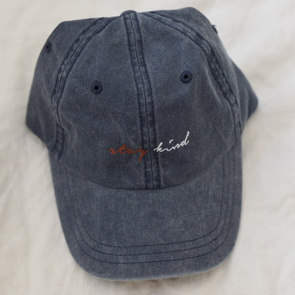 Stay Kind - Cap (Navy)