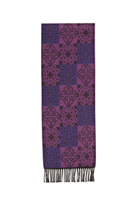 Scarf with Celtic Motif