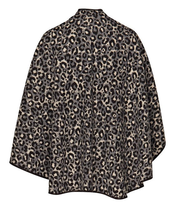 Shawl in Animal Print Design
