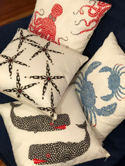 Sea Pillow Collection