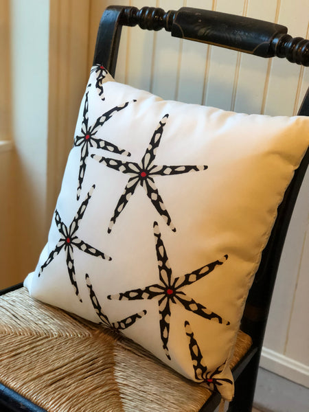 Sea Stars Pillow