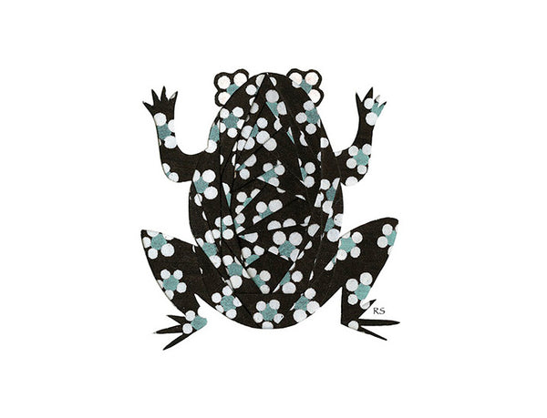 Spotted Toad Notecard