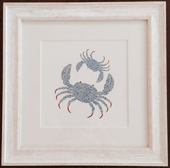 Crabbies Framed Print