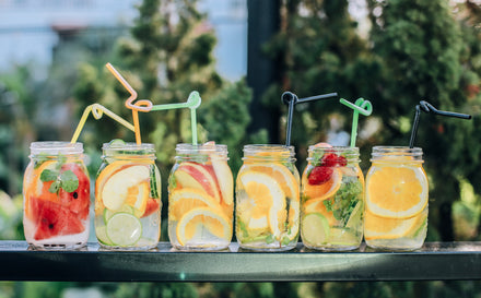 Drink More Water This Year with these 7+ Tasty Ways to Stay Hydrated