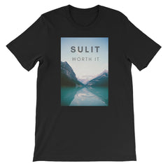 Sulit/ Worth It (English) Tee